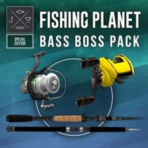 Fishing Planet Bass Boss Pack