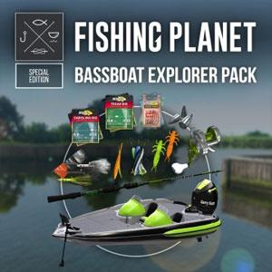 Fishing Planet BassBoat Explorer Pack