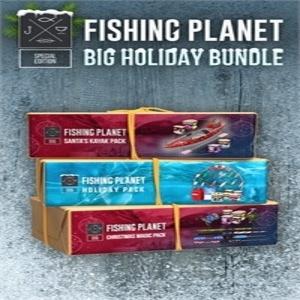 Fishing Planet Big Holiday Bundle