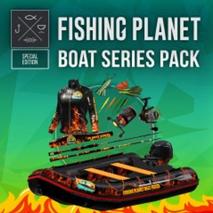 Fishing Planet Boat Series Pack