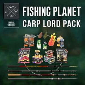 Fishing Planet Carp Lord Pack