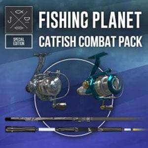 Fishing Planet Catfish Combat Pack