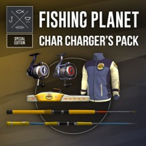 Fishing Planet Char Charger's Pack