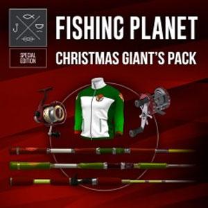 Fishing Planet Christmas Giants Pack
