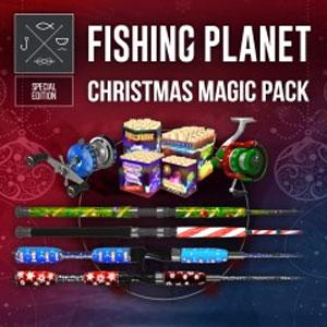 Fishing Planet Christmas Magic Pack