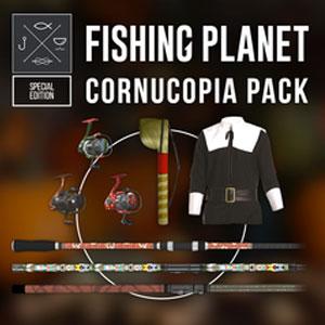 Fishing Planet Cornucopia Pack
