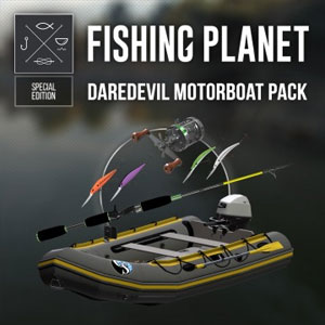 Fishing Planet Daredevil Motorboat Pack
