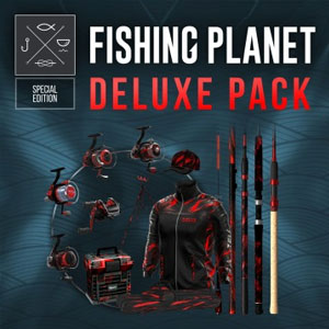 Fishing Planet Deluxe Pack