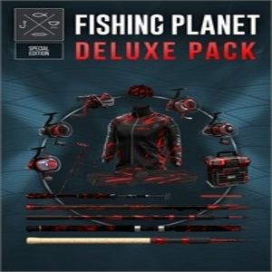 Fishing Planet Deluxe Starter Pack