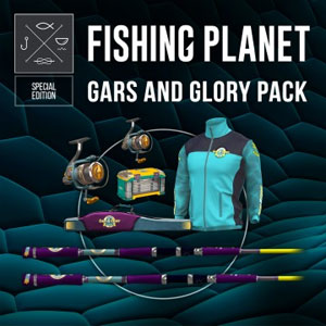Fishing Planet Gars and Glory Pack