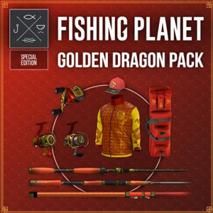 Fishing Planet Golden Dragon Pack