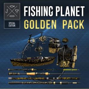 Fishing Planet Golden Pack