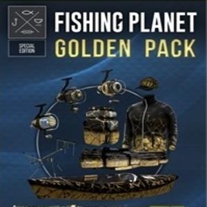 Fishing Planet Golden Starter Pack