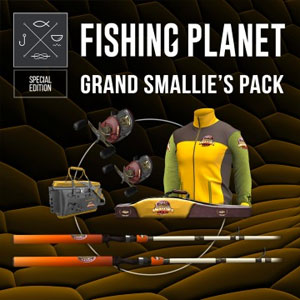 Fishing Planet Grand Smallie's Pack