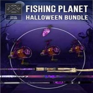 Buy Fishing Planet Halloween Bundle CD KEY Compare Prices