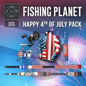 Fishing Planet Happy 4th of July Pack