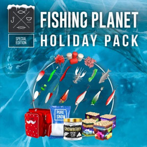 Fishing Planet Holiday Pack
