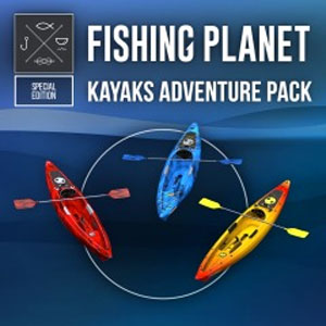 Fishing Planet Kayaks Adventure Pack