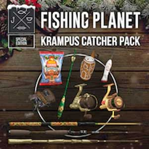 Fishing Planet Krampus Catcher Pack
