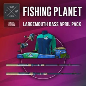 Buy Fishing Planet Largemouth Bass April Pack PS4 Compare Prices