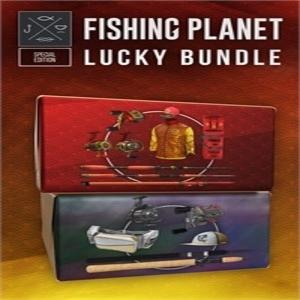 Fishing Planet Lucky Bundle