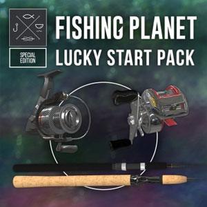 Fishing Planet Lucky Start Pack