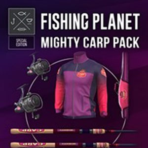 Fishing Planet Mighty Carp Pack