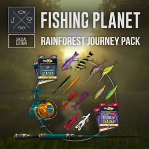 Buy Fishing Planet Rainforest Journey Pack PS4 Compare Prices