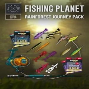 Fishing Planet Rainforest Journey Pack