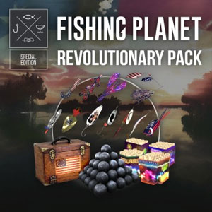 Fishing Planet Revolutionary Pack