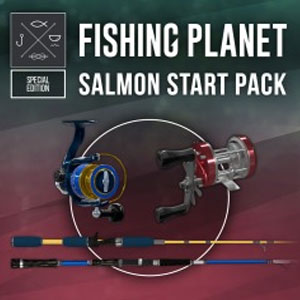 Fishing Planet Salmon Star Pack