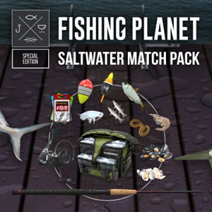 Fishing Planet Saltwater Match Pack