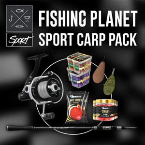 Fishing Planet Sport Carp Pack