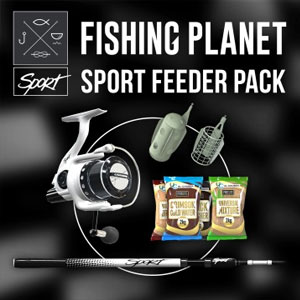 Buy Fishing Planet Sport Feeder Pack PS4 Compare Prices