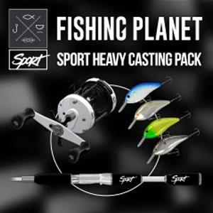 Fishing Planet Sport Heavy Casting Pack