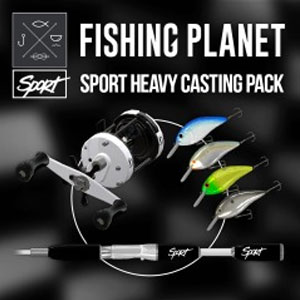 Fishing Planet Sport Heavy Casting Pack