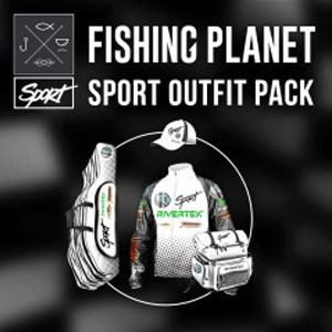 Fishing Planet Sport Outfit Pack