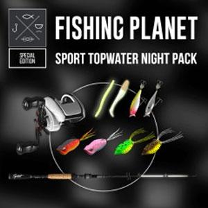Fishing Planet Sport Topwater Night Pack