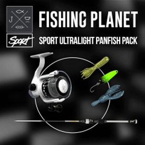 Fishing Planet Sport Ultralight Panfish Pack