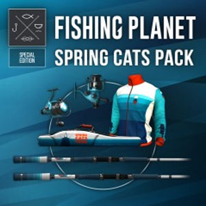 Buy Fishing Planet Spring Cats Pack PS4 Compare Prices