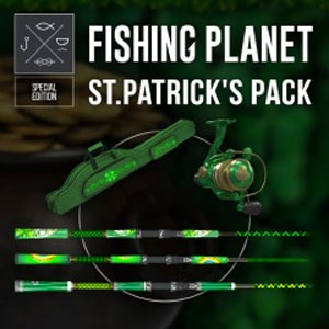 Fishing Planet St. Patrick's Pack