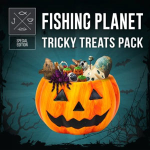 Fishing Planet Tricky Treats Pack
