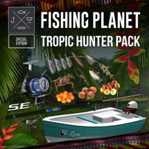 Fishing Planet Tropic Hunter Pack