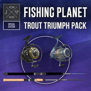 Fishing Planet Trout Triumph Pack