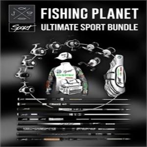Fishing Planet Ultimate Sport Bundle