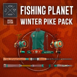 Buy Fishing Planet Winter Pike Pack Xbox One Compare Prices