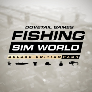 Fishing Sim World Deluxe Edition Pack
