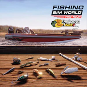 Fishing Sim World Pro Tour Bass Pro Shops Equipment Pack