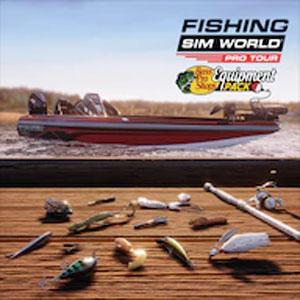 Fishing Sim World Pro Tour Bass Pro Shops Equipment Pack