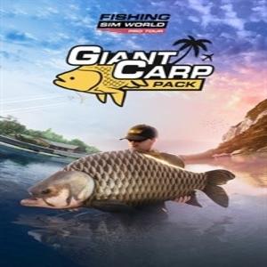 Fishing Sim World Pro Tour Giant Carp Pack